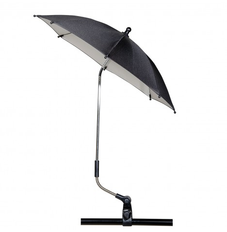 Mountain Buggy Sun Parasol Stroller Umbrella - Black