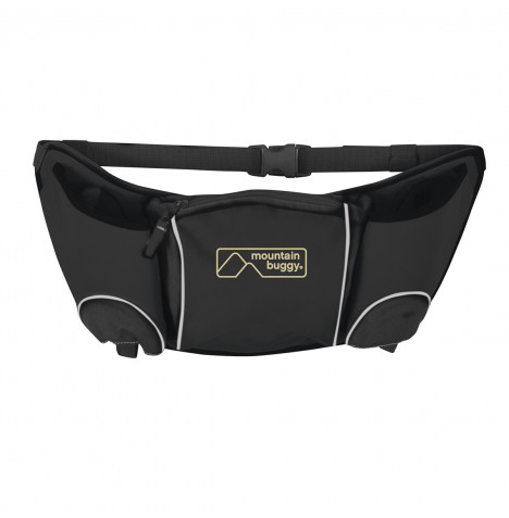 Mountain Buggy Pushchair Pouch Storage Bag - Black