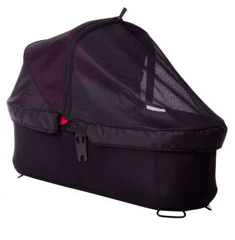 Mountain Buggy Duet / Swift / Mini Carrycot Plus Sun Cover - Black