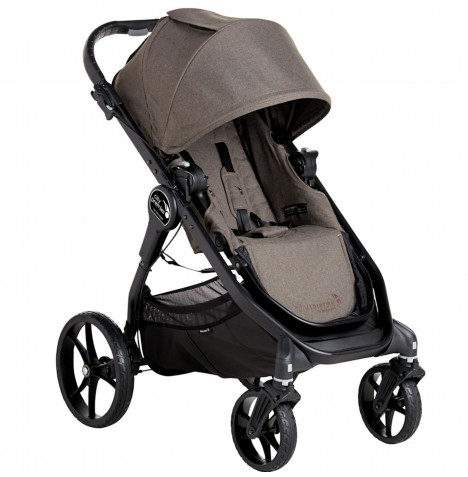 New Baby Jogger City Premier Stroller Pushchair - Tan