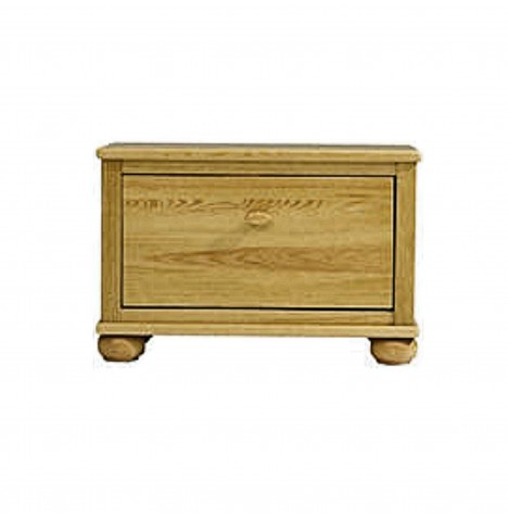 Mamas And Papas Richmond Storage Chest / Blanket Box - Antique