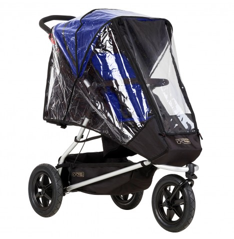 Mountain Buggy +One Storm Cover / Rain Cover
