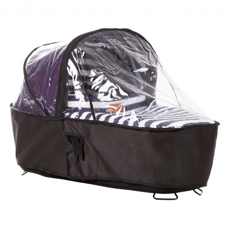 Mountain Buggy Urban Jungle / Terrain / +One Carrycot Plus Storm Cover / Raincover