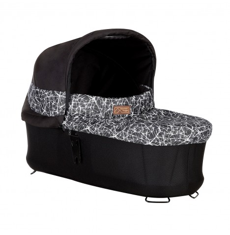 Mountain Buggy Urban Jungle / Terrain / +One Carrycot Plus - Graphite