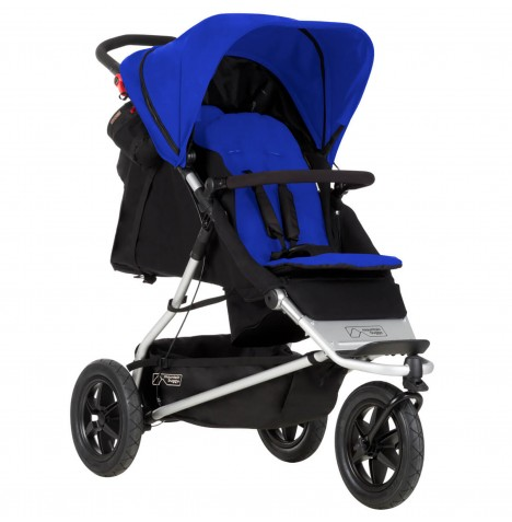 Mountain Buggy +One Pushchair - Marine