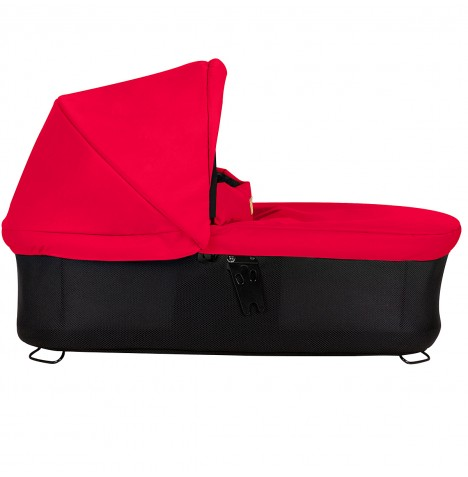 Mountain Buggy Mini / Swift Carrycot Plus - Berry