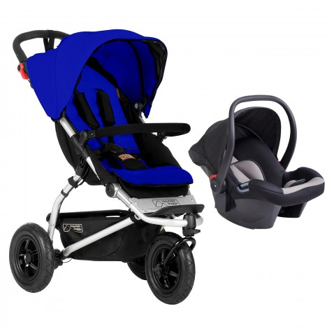Mountain Buggy Swift Travel System - Marine