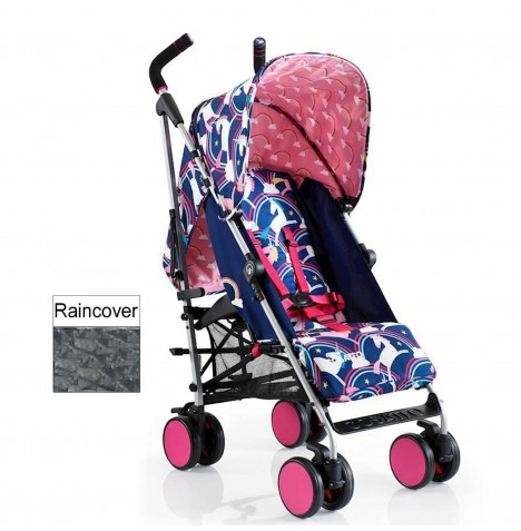 Cosatto Supa Go Pushchair Stroller - Magic Unicorns