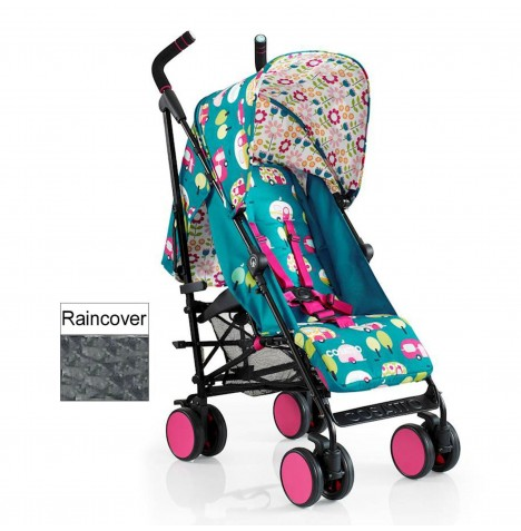 Cosatto Supa Go Pushchair Stroller - Happy Campers