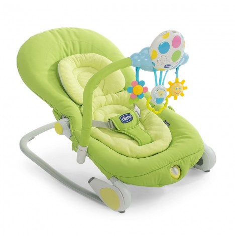 Chicco Balloon Baby Bouncer Rocking Chair - Spring..