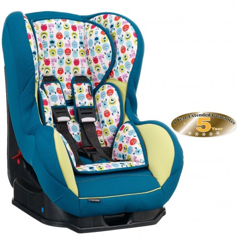 Obaby Disney Group 0/1 Combination Car Seat - Monsters Inc