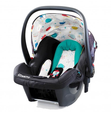 Cosatto Hold Group 0+ Baby Car Seat - Space Racer