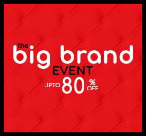 The Big Brand Sale
