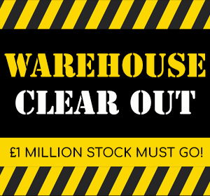 Warehouse Clear Out