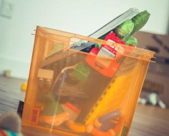 Decluttering kids tips