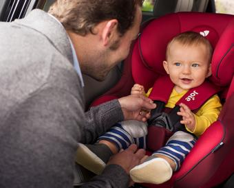 Car Seat Safety & Law
