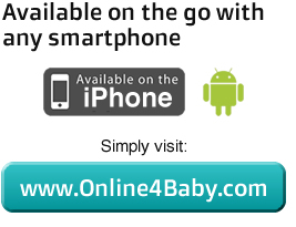 Online4Baby - Add to your home screen today