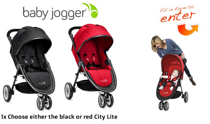 Bounty Baby Jogger City Lite Comp
