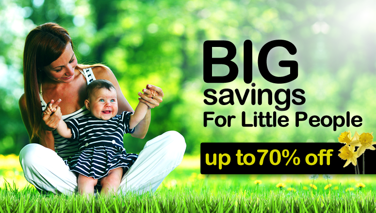 Online4Baby Spring Offers - Great Deals on Pushchairs, Car Seats and more