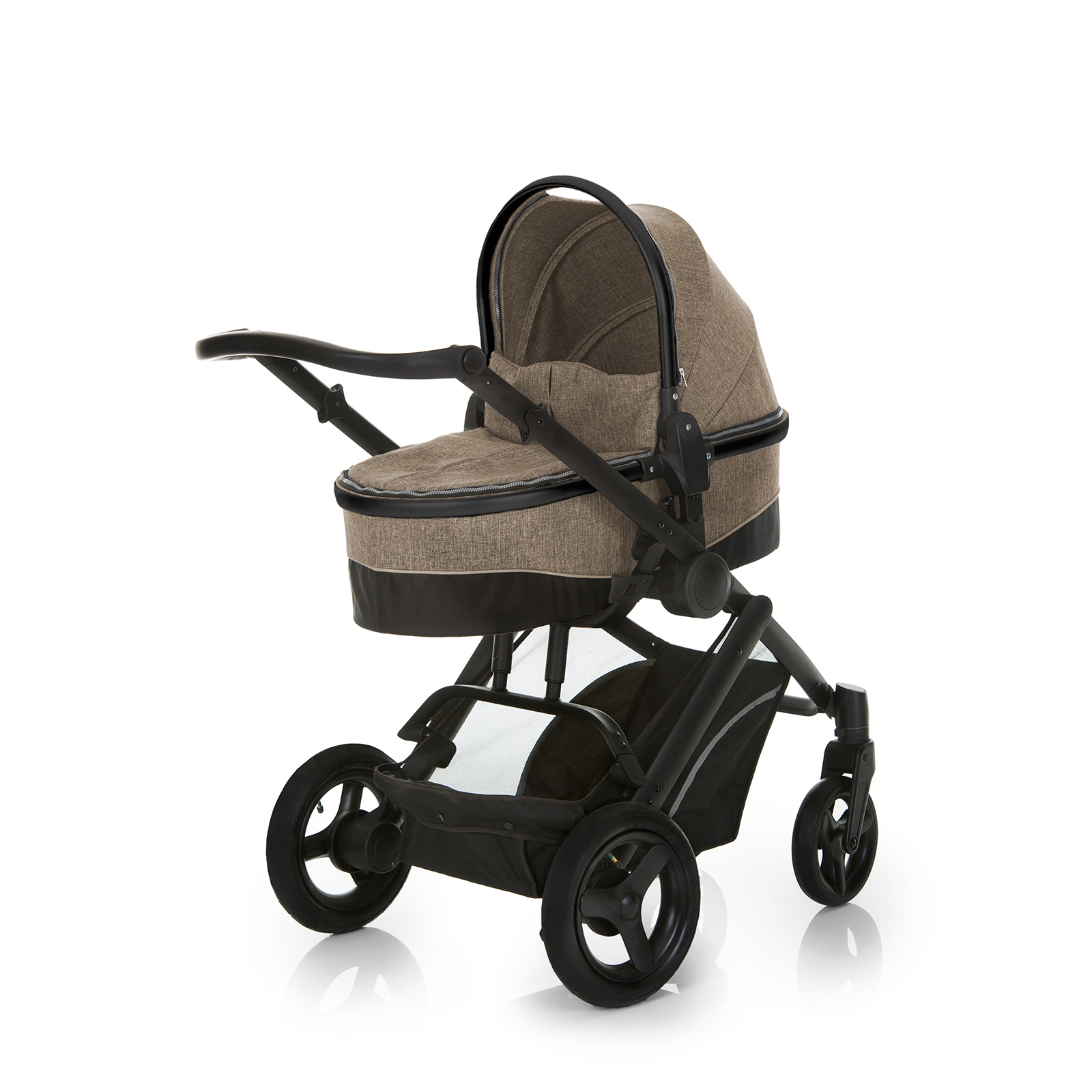 hauck maxan 4 trio set travel system beige from birth 2 way facing with car seat 400792340351 ebay. Black Bedroom Furniture Sets. Home Design Ideas
