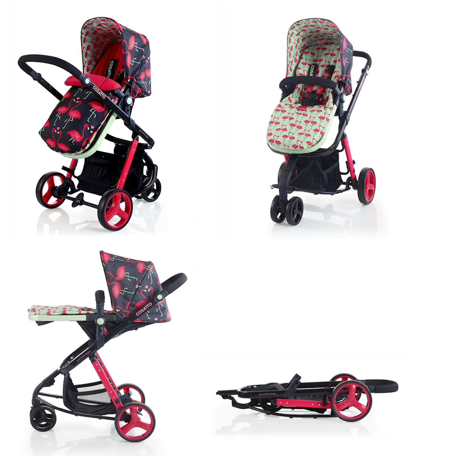 Cosatto Infant Car Seat