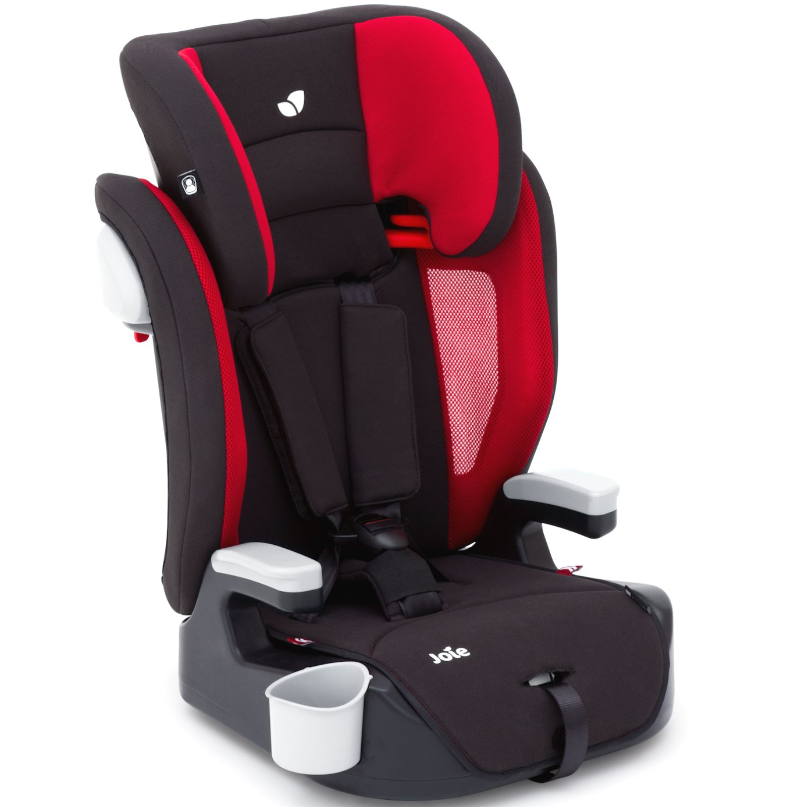NEW JOIE ELEVATE GROUP 1 2 3 CAR SEAT CHERRY APPROX 9 ...