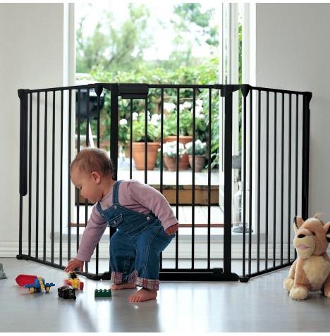 Babydan Configure Gate - Black