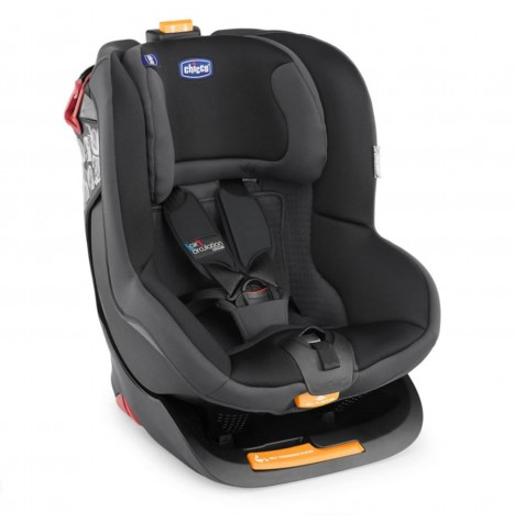 new chicco coal oasys group 1 reclining car seat padded baby childs carseat ebay. Black Bedroom Furniture Sets. Home Design Ideas