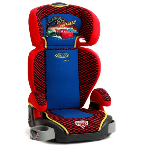 Graco Booster Group  Car Seat Disney Cars