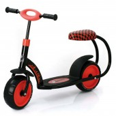 Hauck Besta Scooter - Flame Red