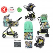 Cosatto Giggle 2 Combi 3 in 1 Travel System - Firebird / Old Skool