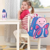 Skip Hop Zoo Pack Children's Back Pack - Butterfly