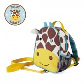 Skip Hop Zoo Let Children's Back Pack With Reins - Giraffe