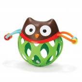 Skip Hop Explore & More Roll-Around Rattle - Owl
