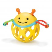 Skip Hop Explore & More Roll-Around Rattle - Bee