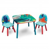 Delta Children Table & Chairs Set - Disney / Pixar Finding Dory