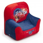 Delta Children Inflatable Club Chair - Disney Pixar Cars