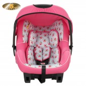 Obaby Group 0+ Chase Infant Carrier Car Seat - Cottage Rose