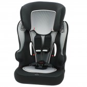 Nania Racer SP Group 1,2,3 Car Seat - Black / Grey