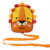Red Kite Backpack & Reins - Lion