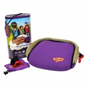 BubbleBum Booster Seat - Purple