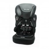 Nania Beline SP Group 123 Car Seat - Graphic Black