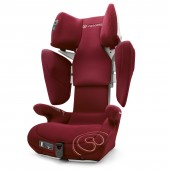 Concord Transformer T Group 2/3 IsoFIx Car Seat - Bordeaux Red