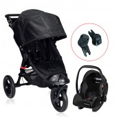 Baby Jogger City Elite Travel System - Black