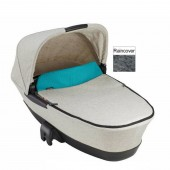 Maxi-Cosi Foldable Compact Carrycot - Folkloric Blue