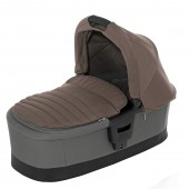 Britax Affinity Carrycot - Fossil Brown