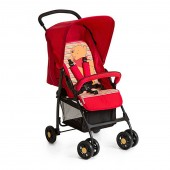 Hauck Disney Sport Pushchair - Pooh Spring Brights Red