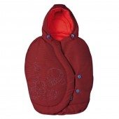 Maxi-Cosi Pebble Group 0+ Car Seat Footmuff - Ruby Red