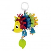 Lamaze Soft Pram Toy - Huey the Hedgehog