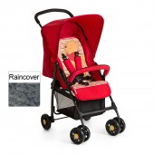 Hauck Disney Sport Pushchair - Pooh Spring Bright Red
